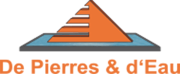 De Pierres et d'Eau Logo